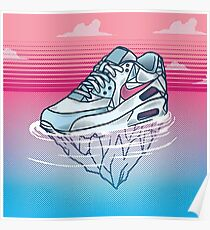 Nike Air Max 90  Poster