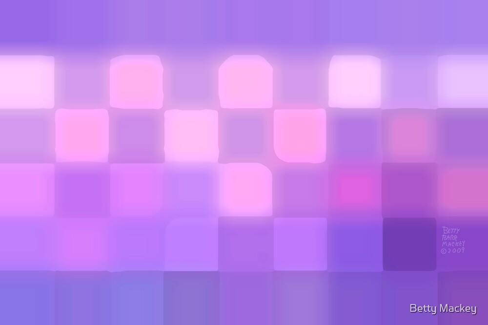 Emitting Violet Light by Betty Mackey