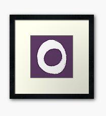 Rayman Circle Framed Print