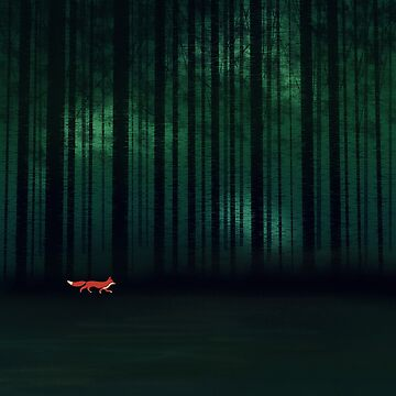 Fox Trotting by steppunni
