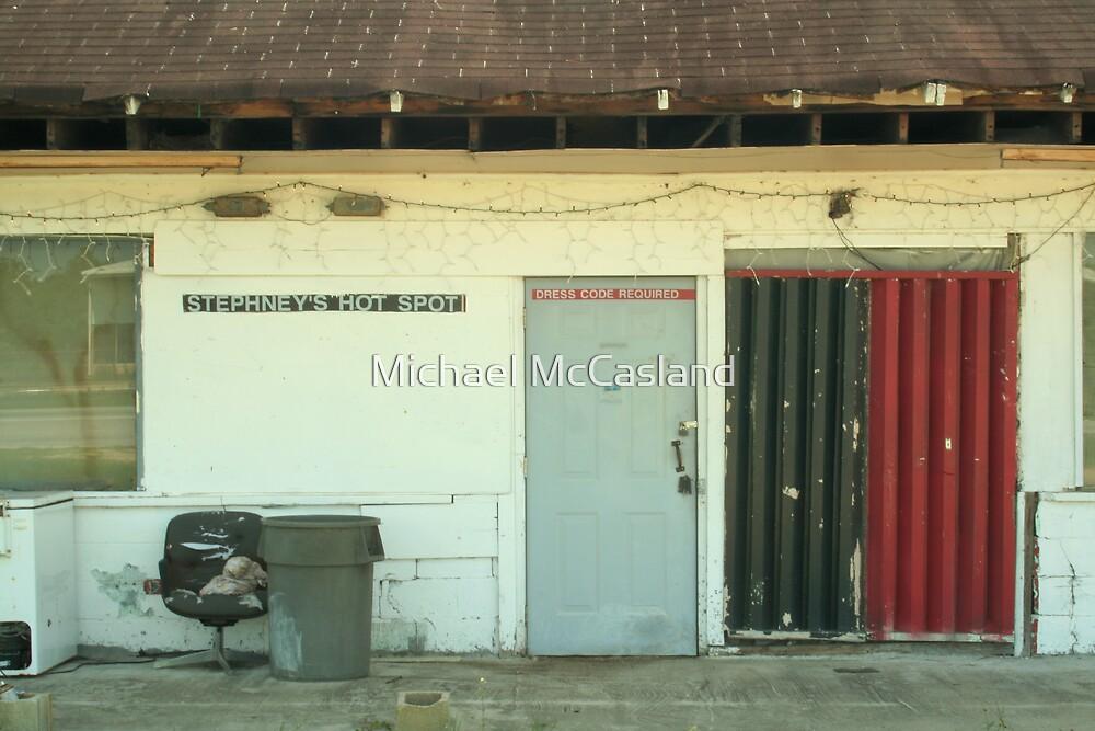 Night Clubbing by Michael McCasland