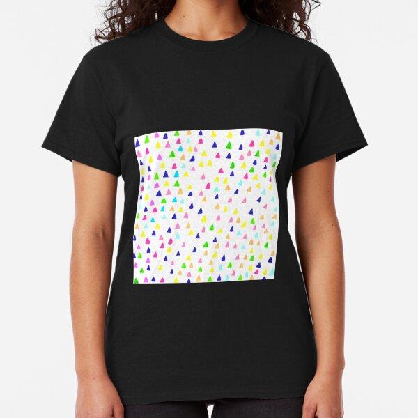 TIny Little Mini Triangles  Classic T-Shirt