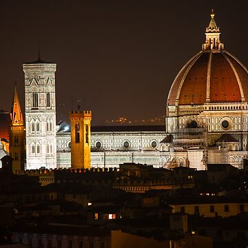 Florence Churches by henryharrison