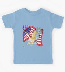PATRIOTISM / USA Kids Tee