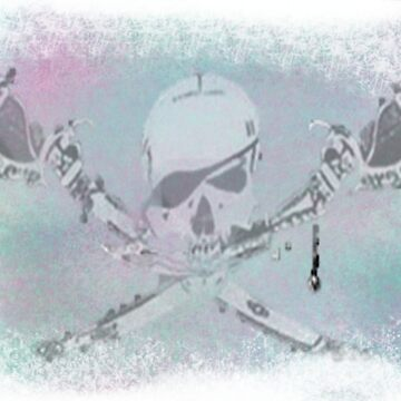Washed Out Jolly Roger  by coltmiller28