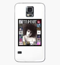 Siouxsie and the Banshees - Siouxsie Sioux framed in Album Covers 2 Case/Skin for Samsung Galaxy