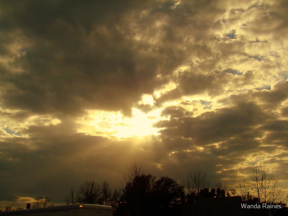 After The Rain by Wanda Raines