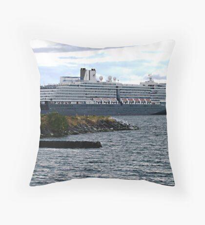 Oosterdam (1) Throw Pillow
