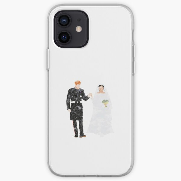 Prince Harry and Meghan Markle royal wedding iPhone Soft Case