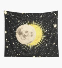 Imminent Eclipse Wall Tapestry