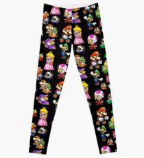 Paper Mario Collection Leggings