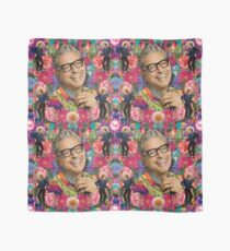 jeff the dinosaur scientist, alien hunter, fly-man and tier of knots Scarf