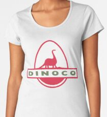 Dinoco (Toy Story) Women's Premium T-Shirt