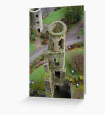 Blarney Castle Tower, Ireland Greeting Card