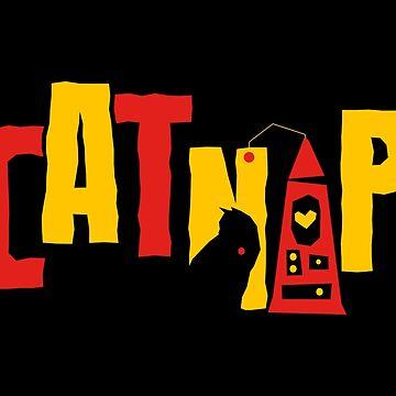 Catnap by MomfiaTees
