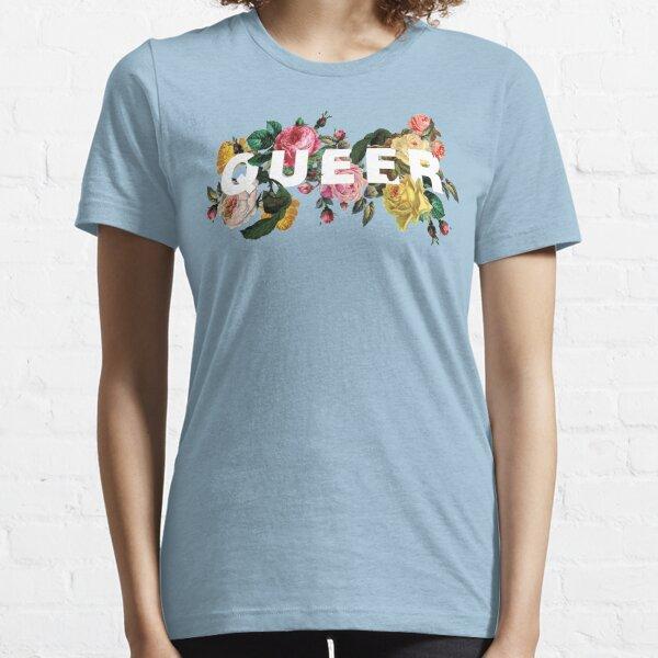 Queer (Antique Roses) Essential T-Shirt