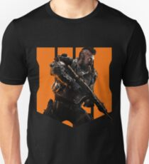 Black Ops 4 - Soldier and Logo Unisex T-Shirt