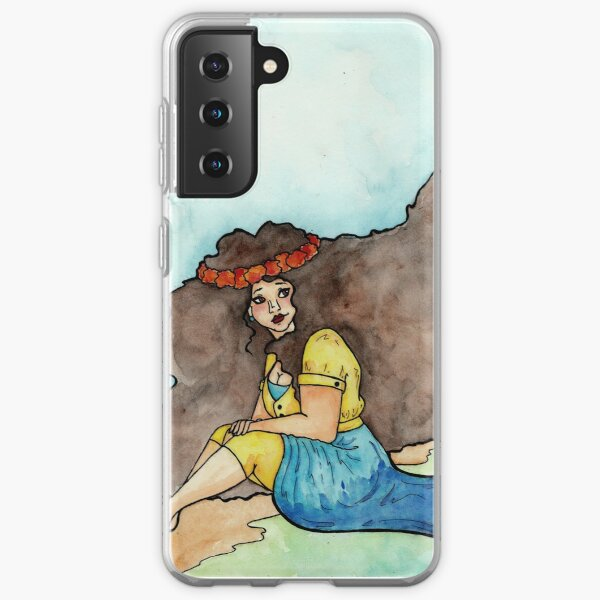 Pippa by the Sea Samsung Galaxy Soft Case