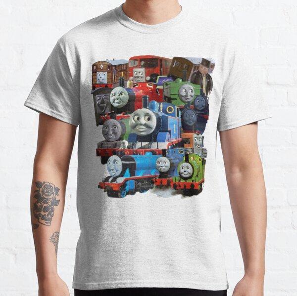 Diseño clásico de Thomas the Tank Engine and Friends Camiseta clásica