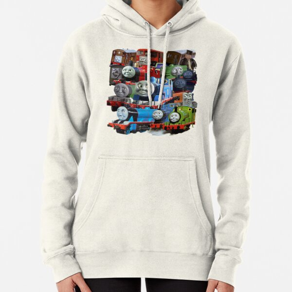 Thomas the Tank Engine and Friends Classic Design Pullover Hoodie