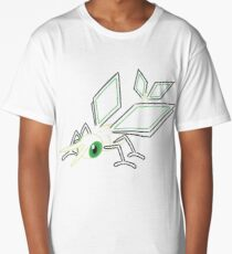 Minimalist Vibration Pokemon Long T-Shirt