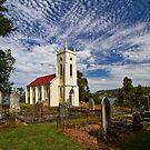 St Matthias Church by Peter Daalder