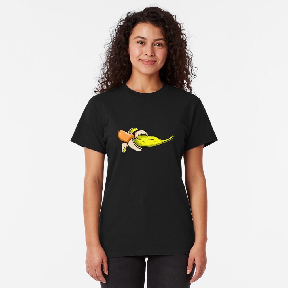 vegan fake Classic T-Shirt