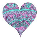 Mermaid Heart  by Pamela Maxwell