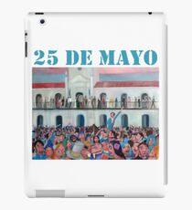 25 de Mayo de 1810 iPad Case/Skin