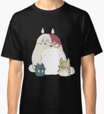 My Hero Academia Todoroki Bakugou Midoriya Classic T-Shirt