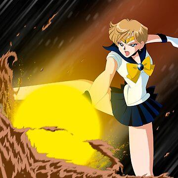 Sailor Uranus - World Shaking by A-aru