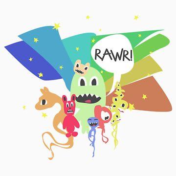 RAWR! by jimkimjat