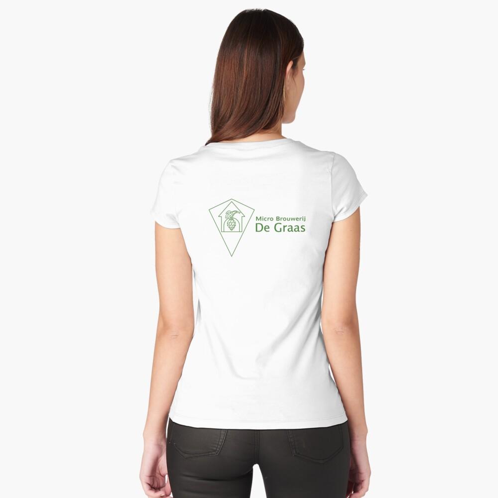 Micro Brouwerij De Graas Fitted Scoop T-Shirt