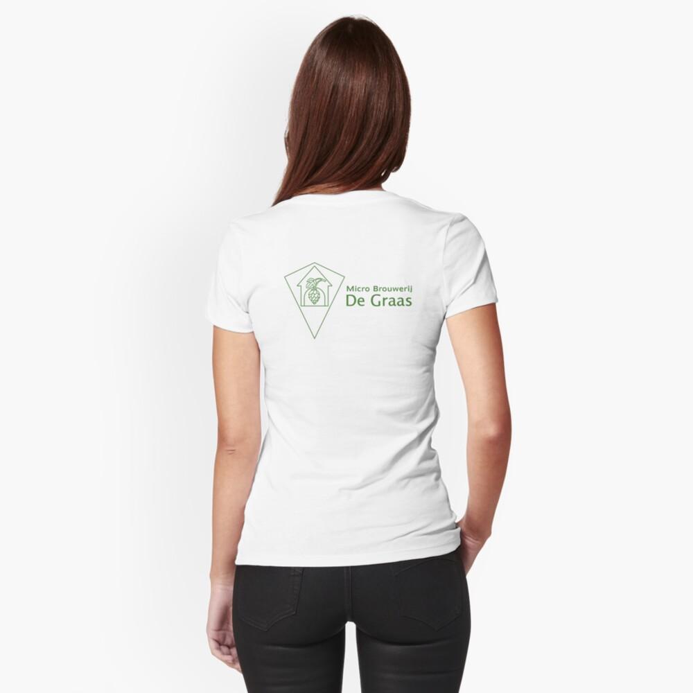 Micro Brouwerij De Graas Fitted T-Shirt