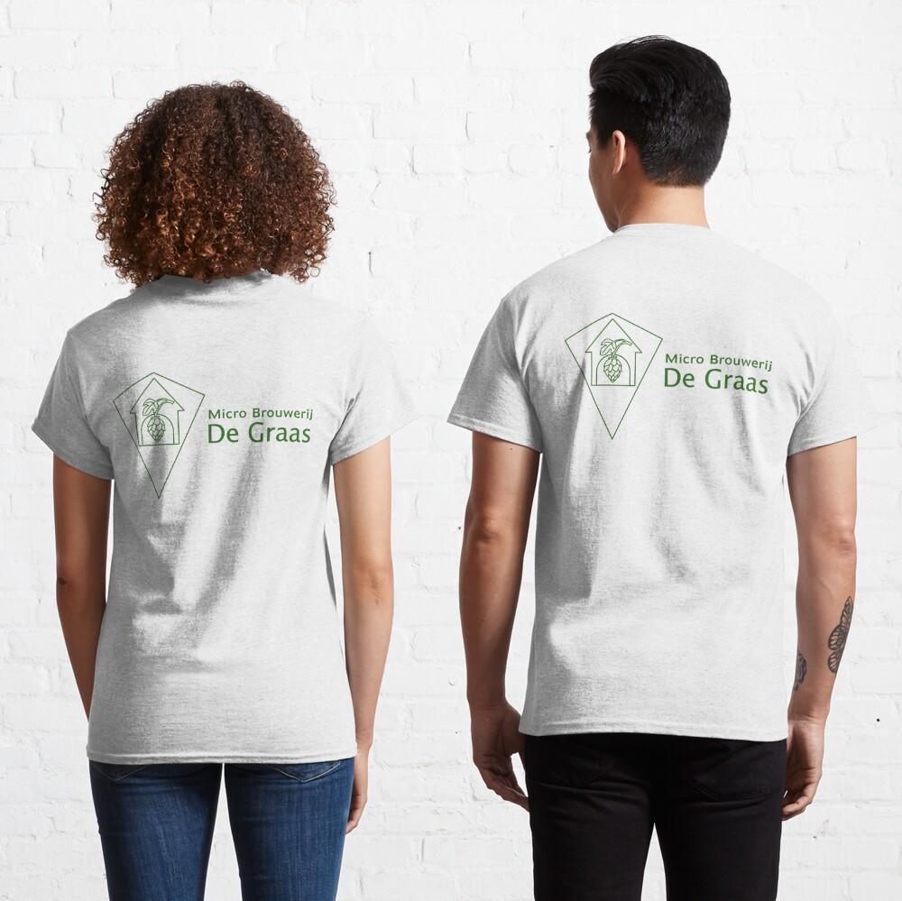 Micro Brouwerij De Graas Classic T-Shirt