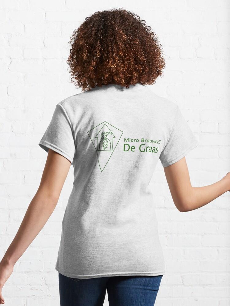 Alternate view of Micro Brouwerij De Graas Classic T-Shirt