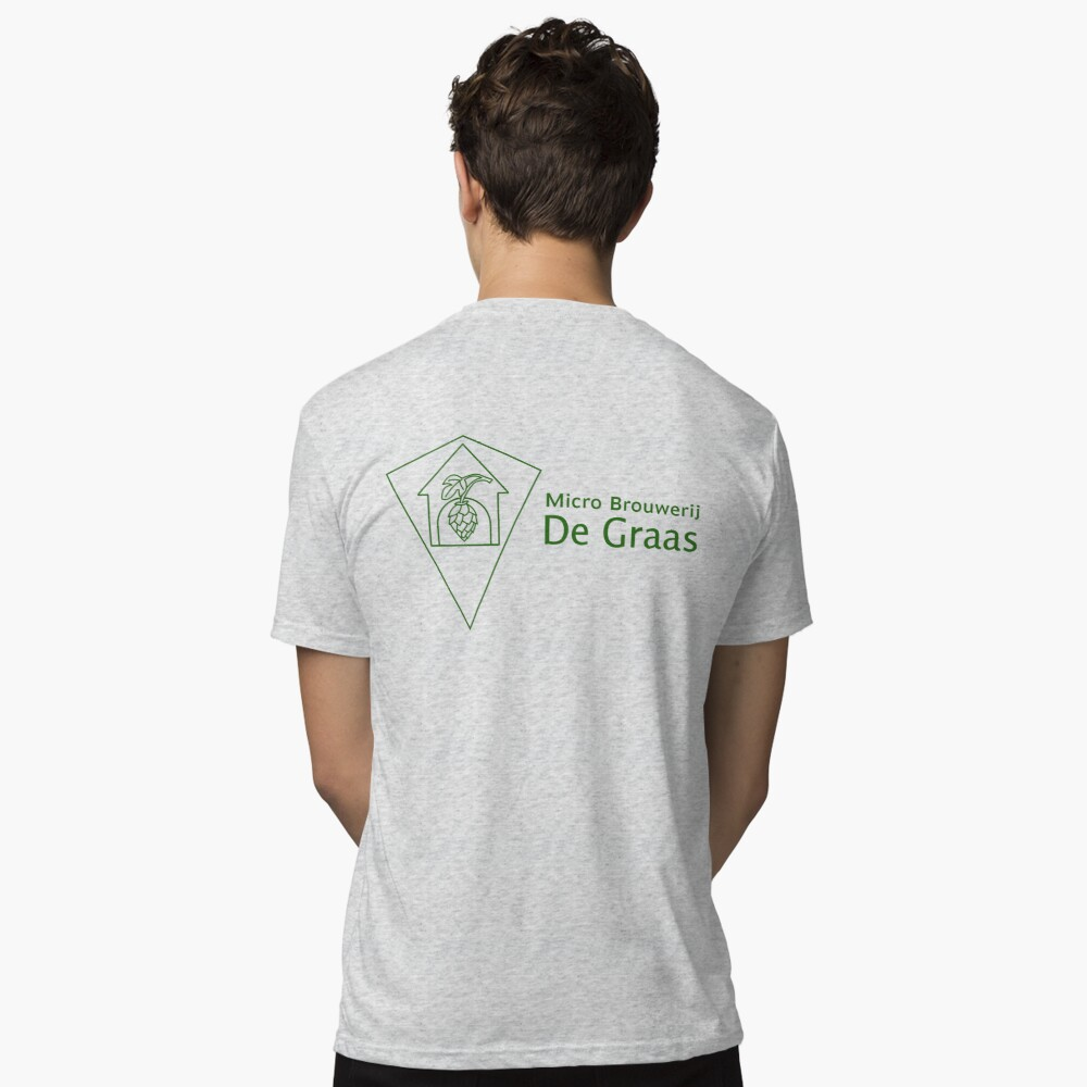 Micro Brouwerij De Graas Tri-blend T-Shirt