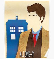Allons-y! Poster