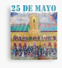 25 de mayo de 1810 IV Metal Print