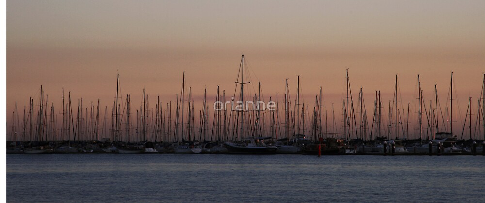 Boats by orianne