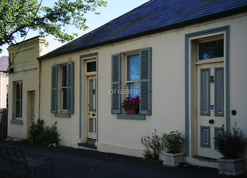 Little House by orianne