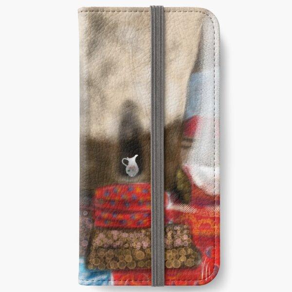 Kandovan Stone Village Home  iPhone Wallet