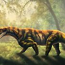 Shringasaurus Indicus Restored by Thedragonofdoom
