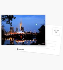 Downtown Winnipeg Postcards