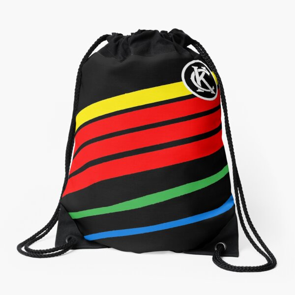 Retro Wizzards Drawstring Bag