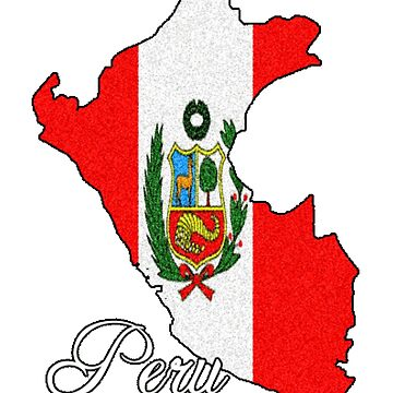 Map of Peru by Luisombra