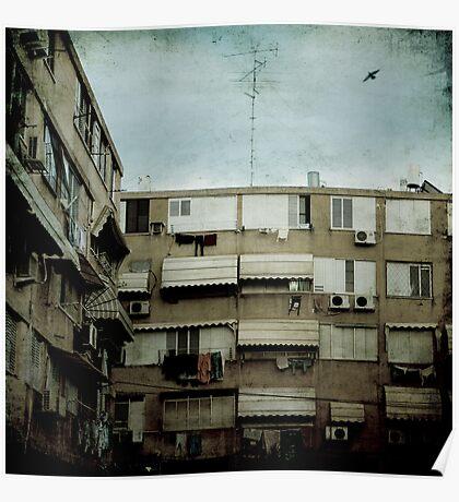 habital urbanism Poster