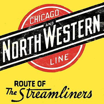 Chicago and North Western Railroad by turboglyde
