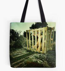 human circus Tote Bag