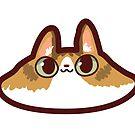 Aslan the cat! by Leonie Yue